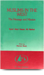 muslims in the west the message and mission