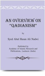An overview on Qadianism