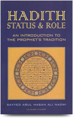 hadith status and role