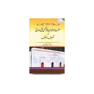 حضرت مولانا سید ابو الحسن علی ندوی اور تصوف و سلوک |mufakkire islam aur tasawwuf wa suluk by shamsulhaq nadwi