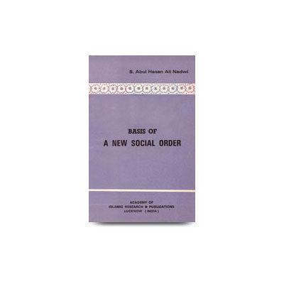Basis Of A New Social Order