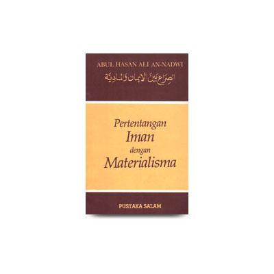 Pertentangan Iman dengan Materialisma